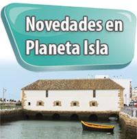 Novedades en Planeta Isla